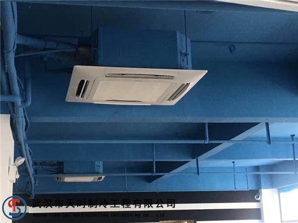武漢辦公室中央空調安裝環境選擇