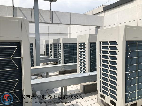 武漢寫字樓中央空調系統及造價分析