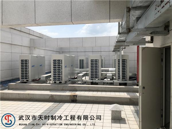 武漢酒吧中央空調安裝價格