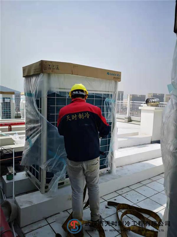 武漢別墅中央空調收費標準