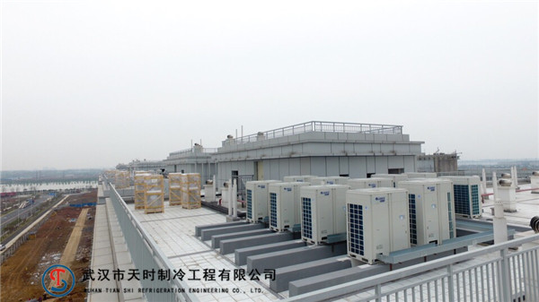 武漢美的中央空調安裝注意事項